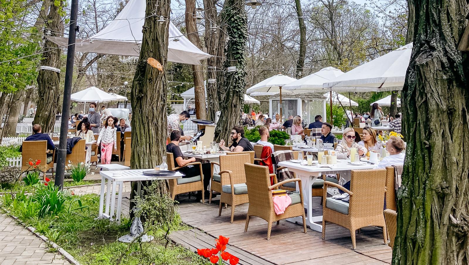 Доставка еды в ресторанах Саввы Либкина
