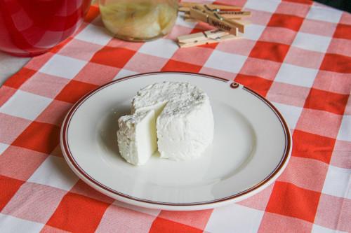 Сыр из молока одесских коз