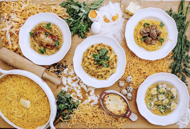 Dacha's noodles