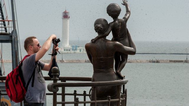 What tourist can do in Odesa