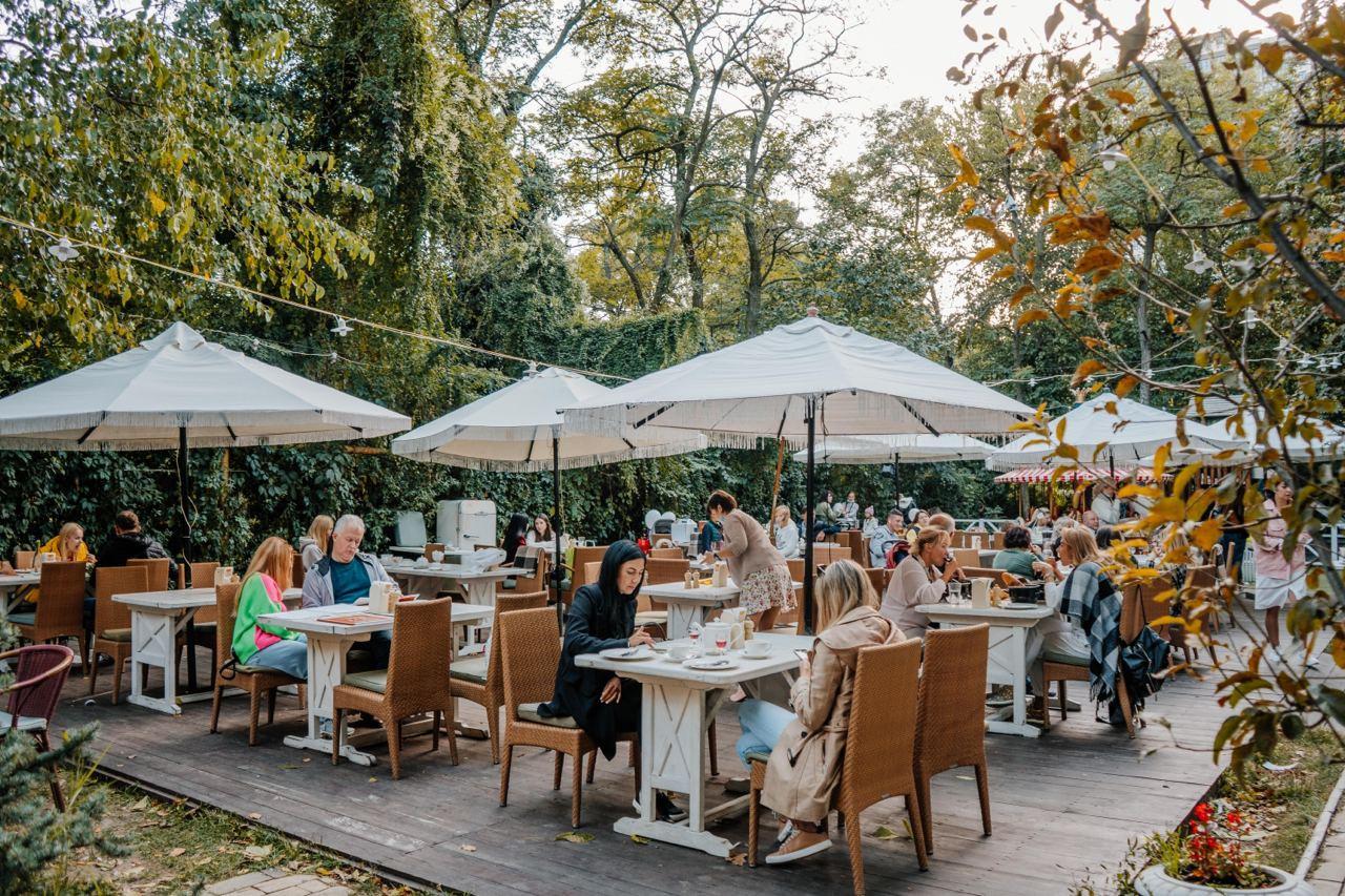 Осеннее меню в ресторанах Саввы Либкина!