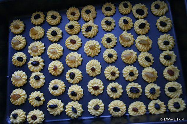 Печенье, как способ раслабления после работы и избавления от лишнего веса