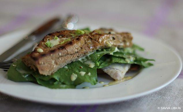 Сандвич Цезарь