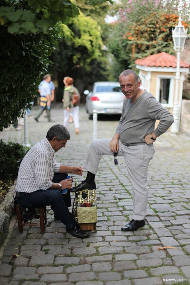Лечим туфли по-турецки