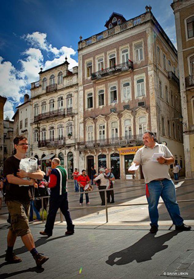Впечатления от Португалии