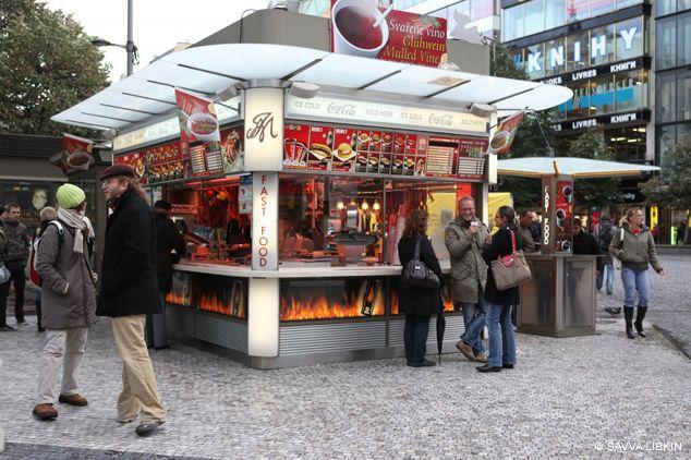 Прага. Рестораны сегодня