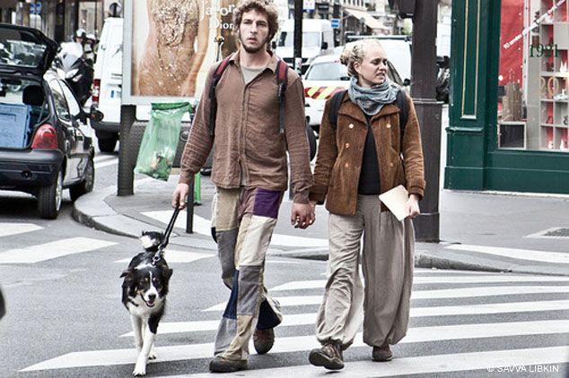 Короткие встречи в Париже