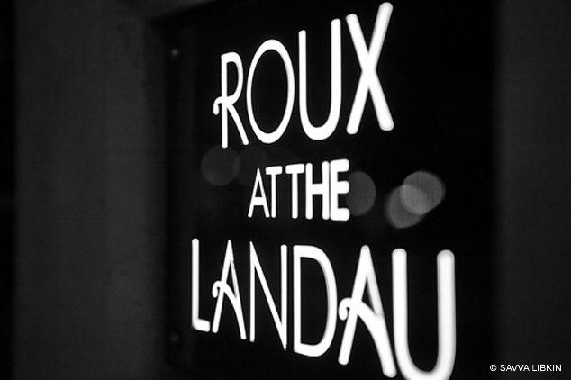 Ресторан Roux at The Landau как пример легкой победы гастрономического конформизма