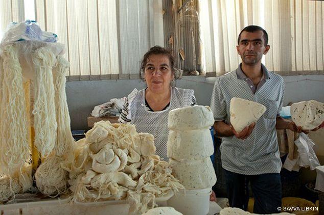 Ереван. Рынки. Люди. Еда