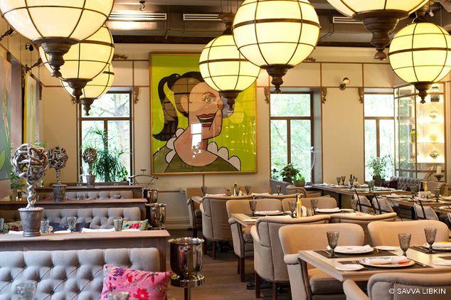 Ресторанная Москва 2.0. Пунктирные впечатления