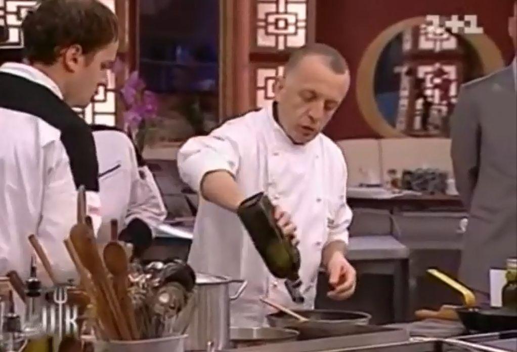 Равиоли для «Адской кухни» (видео)