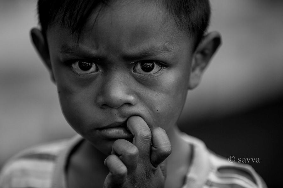 Лица острова Бали