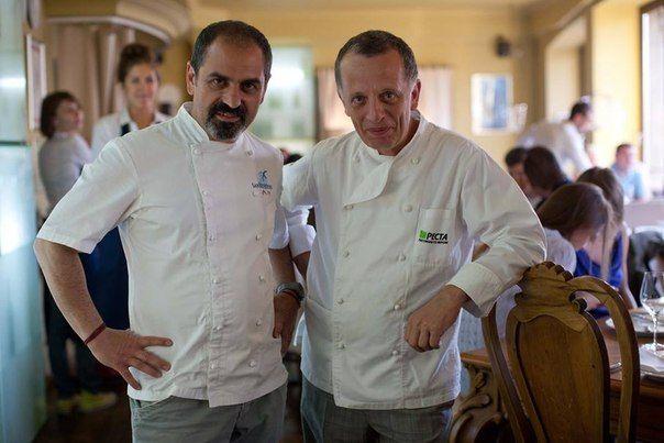 Арам Мнацаканов об Одессе и вкусной еде для журнала «Афиша Одессы»