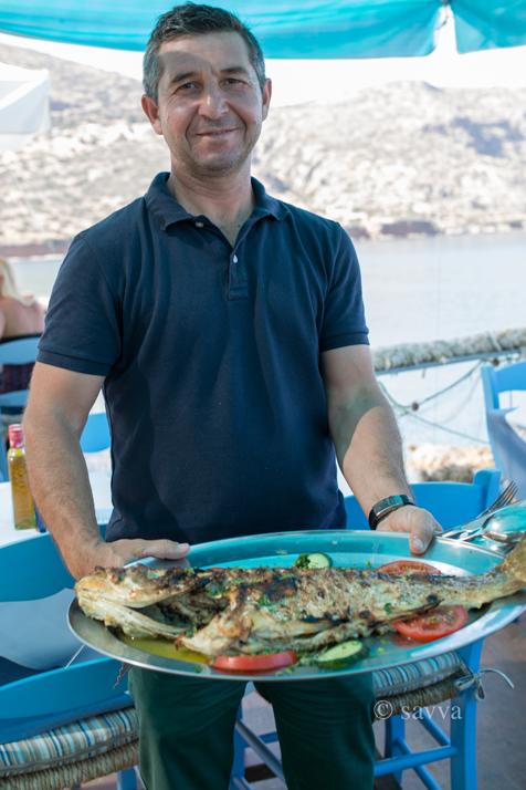 Крит. Специалисты в гостеприимстве и несколько блюд
