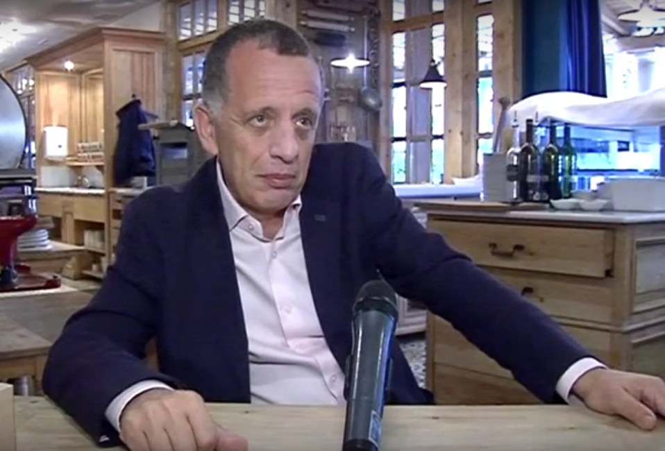 Интервью для Forbes (2013)