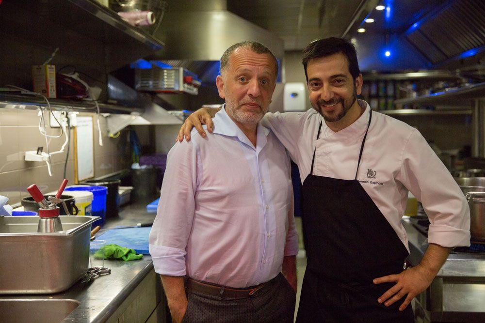 Несколько каталонских ресторанов с короткими комментариями